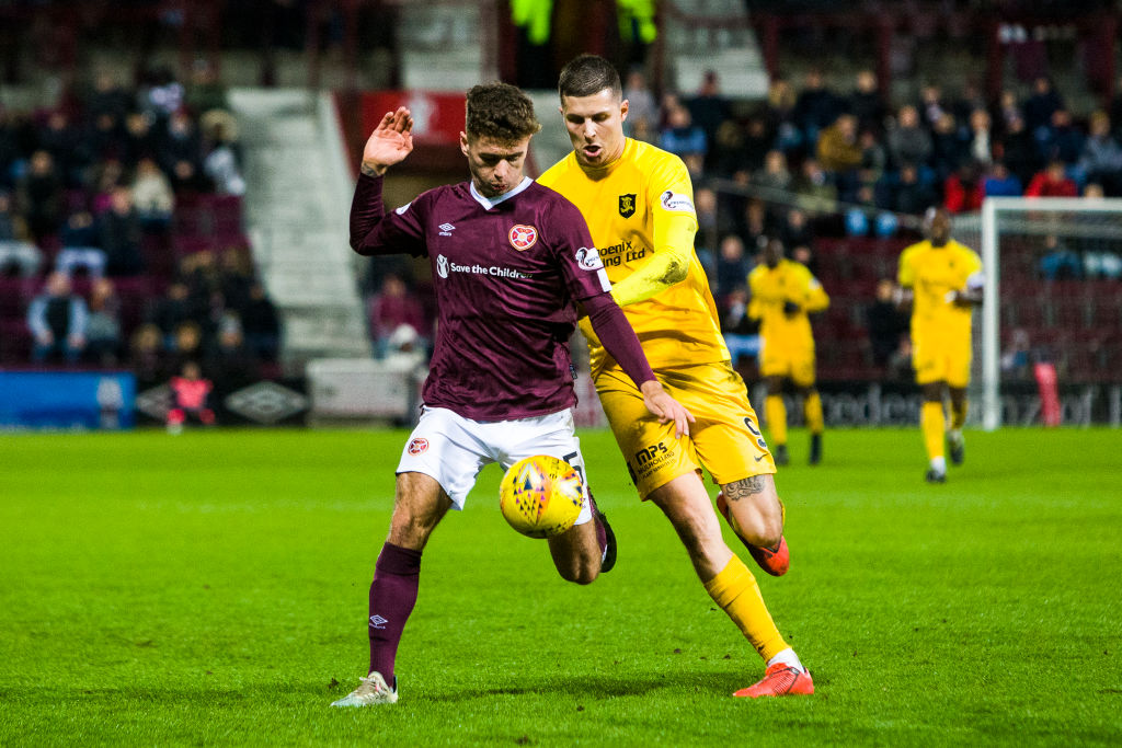 24-year-old who tormented Celtic again last night would be ideal for Preston