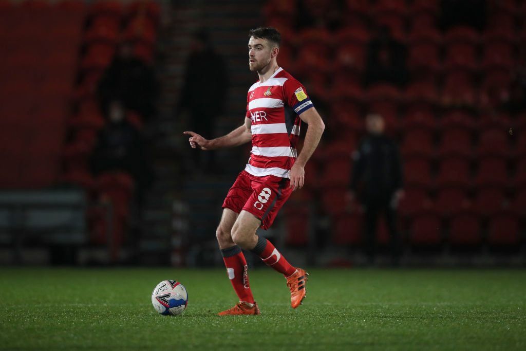 Doncaster Rovers v Shrewsbury Town - Sky Bet League One
