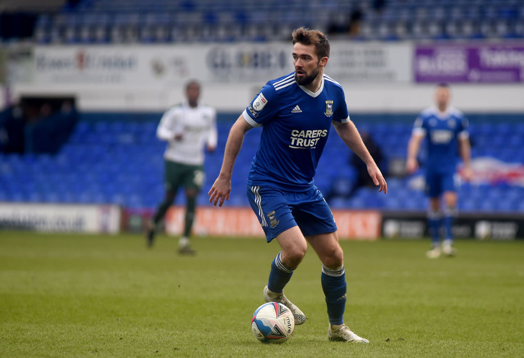 Ipswich Town v Plymouth Argyle - Sky Bet League One