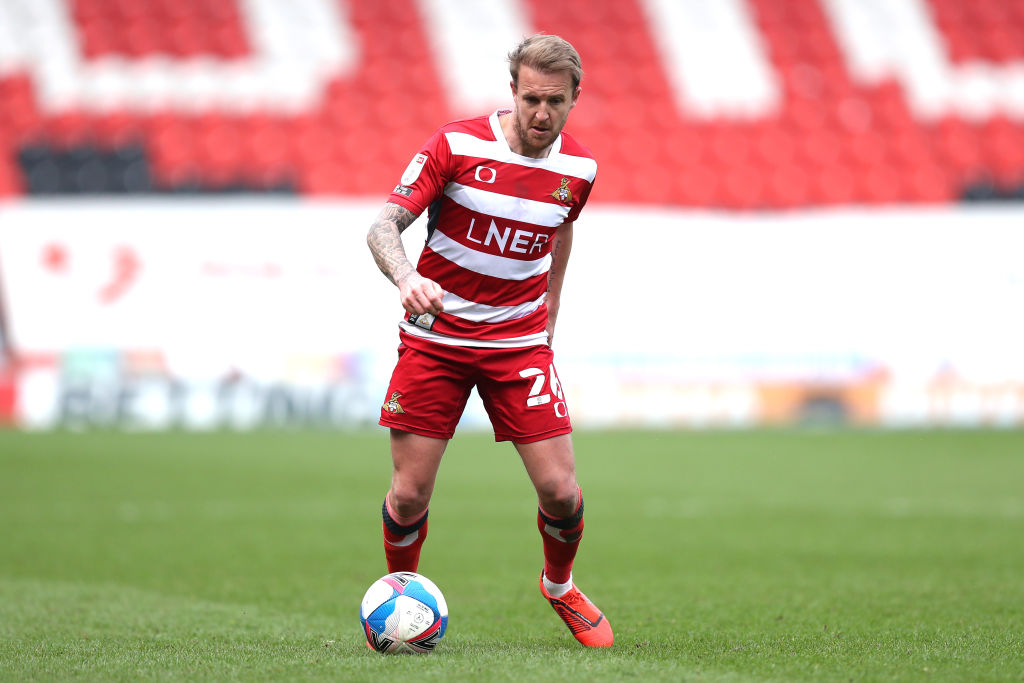 Doncaster Rovers v Plymouth Argyle - Sky Bet League One